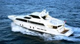 Motor yacht&nbsp;CHRISTINE II